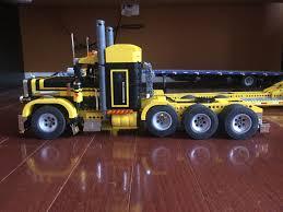 minecraft semi truck lego american truck hobby lego pinterest lego legos and