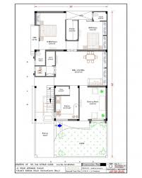 Cottage Floor Plans One Story Modern Minimalist House Plans One Floor Efficient