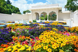 mughal garden one of the most beautiful gardens in india garden