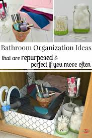 bathroom organizing ideas free bathroom organization ideas organized 31