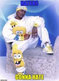 yo yo spongebob memes imgflip