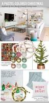 a pastel colored christmas the anatomy of design