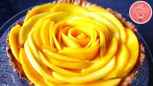 mango tart recipe манговый tарт youtube