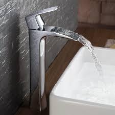fresca fortore single handle deck mount vessel faucet u0026 reviews