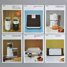Swiss Koch Kitchen Collection These Are Gorgeous Brochures For Braun Collected By Das Programm