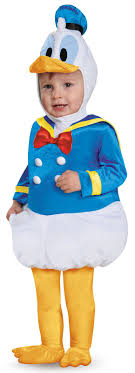 duck costume prestige toddler donald duck costume buycostumes