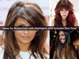 new ideas for short brown hair with blonde highlights hairstyle