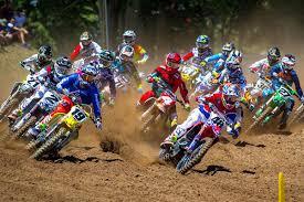 pro motocross schedule 2018 american pro motocross calendar announced motoonline com au