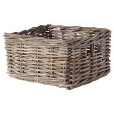 wicker baskets u0026 baskets ikea