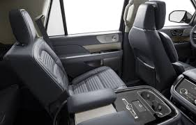 lincoln navigator interior 2016 all new 2018 lincoln navigator bows in ny ford authority