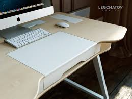Long Computer Desks by Work Table Unison On Behance