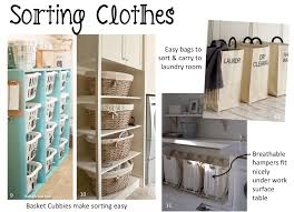 Laundry Room Basket Storage by 5 Dirty Secrets Laundry Room Organization Brittany Blum