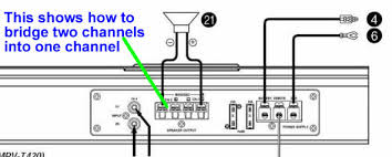 wiring schematic lifier diagram sub and inside auto car