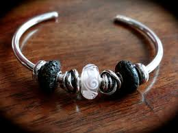silver bead bangle bracelet images 169 best trollbeads images troll beads bangles and jpg