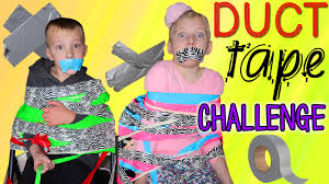 halloween duct tape duct tape challenge with warheads sour candy u0026 giant tape balls