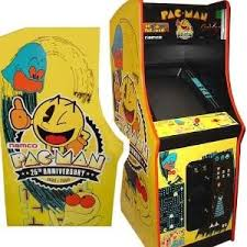 Ms Pacman Cabinet The Classics Pac Man