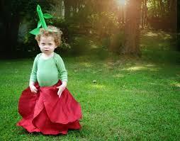Flower Child Halloween Costume - baby halloween flower kids costumes mini rose baby