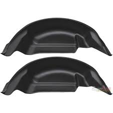 Ford F150 Truck Mud Guards - husky liners rear wheel well guards ford f150 forum community