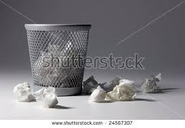 Wastepaper Basket Waste Basket Stock Images Royalty Free Images U0026 Vectors