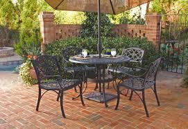 Round Patio Dining Sets - round mosaic dining set seats 6 patio dining sets at hayneedle