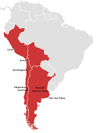 South America Country Map by File Dakar Rally South America Countries Svg Wikimedia Commons