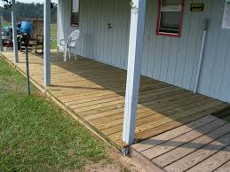 redwood or pressure treated yellow pine which decking is best