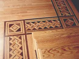 Hardwood Floor Border Design Ideas Custom Hardwood Floor Design Floors Of Pa