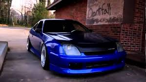 stancenation honda prelude candy blue honda prelude my friends car youtube