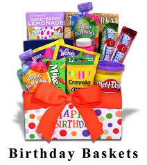 birthday gifts for best 25 kids gift baskets ideas on diy birthday
