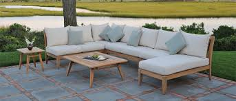 Outdoor Sectional Sofas  Furniture Sets CarlsPatiocom - Outdoor sectional sofas