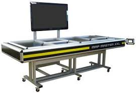 large bed scanner 2014 august installation of the sma map master now named the