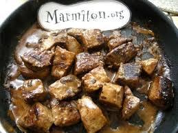 cuisiner thon frais sauté de thon au paprika recette de sauté de thon au paprika