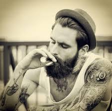 257 best men beard and tattoos images on pinterest beard tattoo