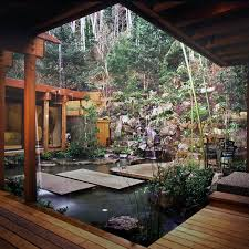 15 innovative designs for courtyard gardens hgtv 190 best fountains to wish by images on