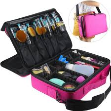 professional makeup carrier professional makeup flymei 3 layer