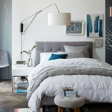 Bedroom Things Mid Century Overarching Wall Sconce West Elm