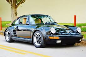 porsche turbo classic 1985 porsche 911 turbo look factory wide body for sale call 305