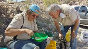 gold fever still alive with local prospecting groups the san