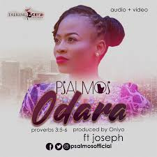 song of praise and thanksgiving free music psalmos release her new song odara in grand style