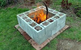 Firepit Blocks Diy Pit 5 You Can Make Bob Vila Pit Blocks Ship Design
