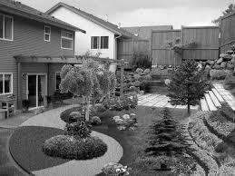 Back Garden Ideas Home Decor Back Garden Ideas Affordable Backyard Landscaping Ideas