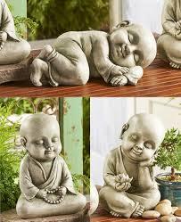 baby buddha garden statues designs