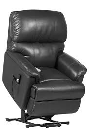 Argos Riser Recliner Chairs Canterbury Dual Motor Leather Electric Riser Recliner Chair With
