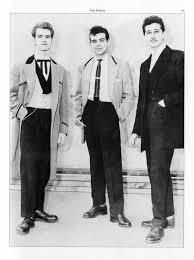 the teddy boys hairstyle teddy boys 1950 s subcultz