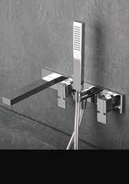 Bathroom Taps With Shower Attachment Bath Taps Wall Mounted Mixer Freestanding Livinghouse