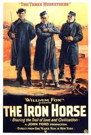 the iron horse 1 of 3 extra large movie poster image imp awards