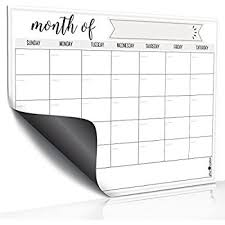 amazon black friday lightning deals calendar amazon com dry erase monthly calendar set large magnetic white