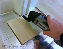 Laminate Flooring Saw How To Install Beautiful Laminate Floors In One Afternoon Do It