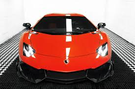 mansory aventador mansory offering mean looking aventador competition programme