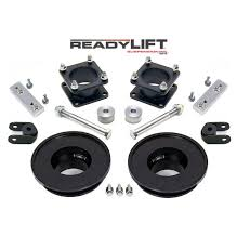 toyota sequoia lifted pics readylift toyota sequoia 3 inch sst lift kit 2008 2018 2wd 4wd